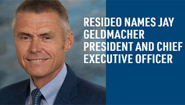 Resideo Names Jay Geldmacher President and Chief Executive Officer